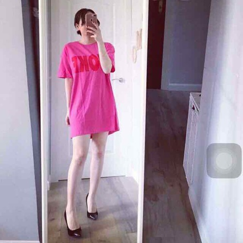 RẺ VÔ ĐỊCH Váy thun