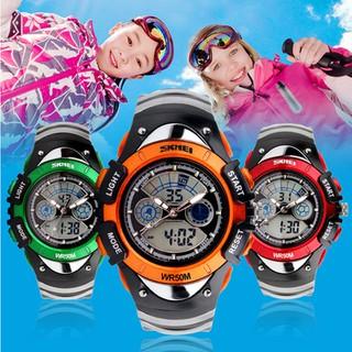 Đồng hồ trẻ em đồng hồ trẻ em đồng hồ trẻ em skmei 0998 - 0998D thumbnail