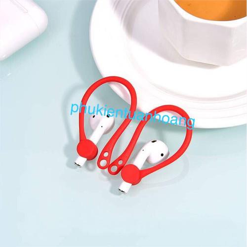 Đệm móc tai nghe Airpod Airpods Apple silicone chống mất chống rơi rớt