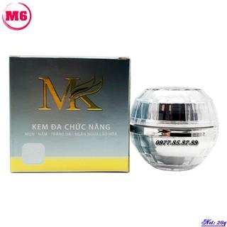 Kem đa chức năng - Mụn - Nám - Sáng da - Ngăn ngừa lão hóa M-6 M.K - 20g - MK-M6-324 thumbnail