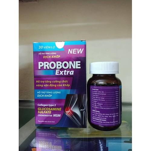 Probone Extra lọ 30 viên hỗ trợ tăng lượng dịch khớp