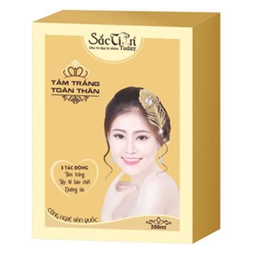 Sắc Tiên Today – Tắm Trắng Toàn Thân 250ml