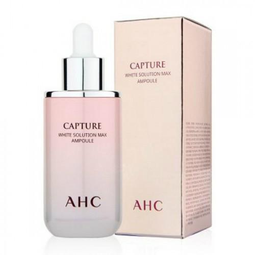 Tinh Chất AHC Dưỡng Trắng Hồng Tự Nhiên Capture White Solution Max Ampoule 50ml
