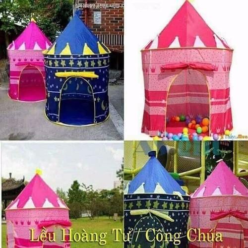 Lều bóng công chúa hoàng tử cho bé - 6219790 , 16346223 , 15_16346223 , 300000 , Leu-bong-cong-chua-hoang-tu-cho-be-15_16346223 , sendo.vn , Lều bóng công chúa hoàng tử cho bé