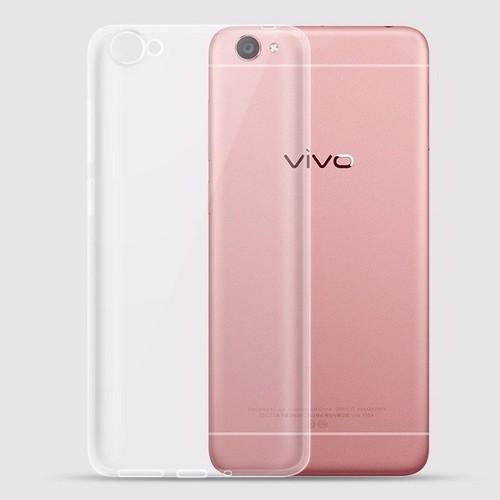 Ốp lưng VIVO Y55 Silicon Dẻo trong suốt