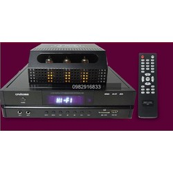 Bộ Amply tube 2.1 DJ-200, tích hợp USB Bluetooth lossless, Karaoke, điều khiển từ xa
