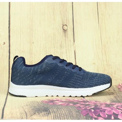 Giày Thể Thao Thời Trang Nam Màu Xanh K109X