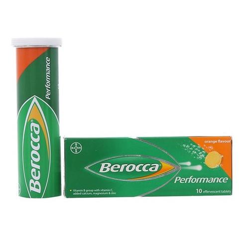 Viên C sủi Berocca Performance Beroca bổ sung vitamin - 6238125 , 16360224 , 15_16360224 , 82000 , Vien-C-sui-Berocca-Performance-Beroca-bo-sung-vitamin-15_16360224 , sendo.vn , Viên C sủi Berocca Performance Beroca bổ sung vitamin