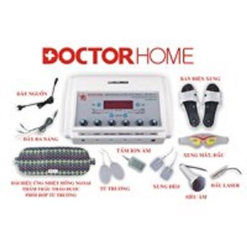 máy vật lý trị liệu đa năng Doctor Home - 6219867 , 16346330 , 15_16346330 , 6300000 , may-vat-ly-tri-lieu-da-nang-Doctor-Home-15_16346330 , sendo.vn , máy vật lý trị liệu đa năng Doctor Home