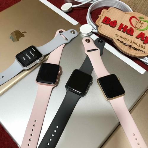 Đồng Hồ Apple Watch Series 1 Nhôm 42mm Mới 100 Nguyên Seal - 6223391 , 16348720 , 15_16348720 , 3590000 , Dong-Ho-Apple-Watch-Series-1-Nhom-42mm-Moi-100-Nguyen-Seal-15_16348720 , sendo.vn , Đồng Hồ Apple Watch Series 1 Nhôm 42mm Mới 100 Nguyên Seal