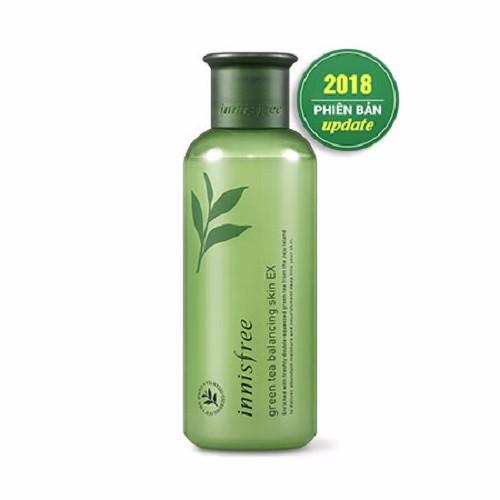 Nước Hoa Hồng Trà Xanh Innis free Green Tea Balancing Skin EX 200ml - 6216368 , 16344036 , 15_16344036 , 400000 , Nuoc-Hoa-Hong-Tra-Xanh-Innis-free-Green-Tea-Balancing-Skin-EX-200ml-15_16344036 , sendo.vn , Nước Hoa Hồng Trà Xanh Innis free Green Tea Balancing Skin EX 200ml