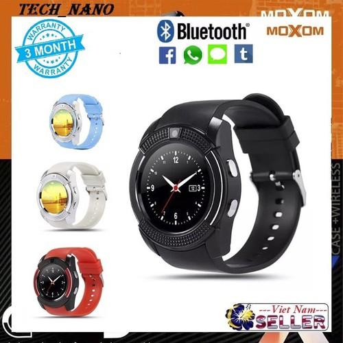 [FREE SHIP] Đồng Hồ Thông Minh V8|Smart watch V8 - Bảo Hành 3 Tháng