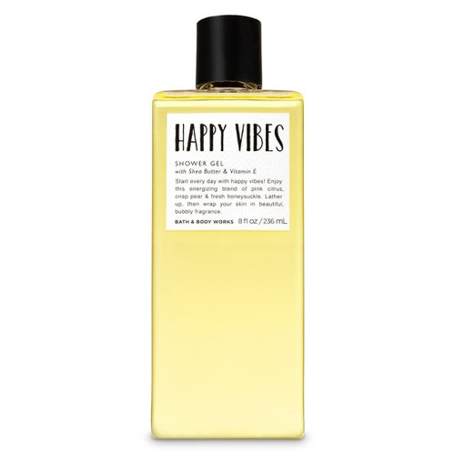 Sữa Tắm Bath Body Works HAPPY VIBES 236ml - 6211927 , 16340255 , 15_16340255 , 170000 , Sua-Tam-Bath-Body-Works-HAPPY-VIBES-236ml-15_16340255 , sendo.vn , Sữa Tắm Bath Body Works HAPPY VIBES 236ml
