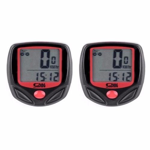 Đồng hồ tốc độ xe đạp giá rẻ SD-548B