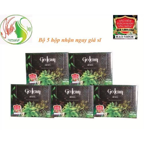Bộ 5 hộp trà giảm cân Golean Chính hãng - có tem Bảo Minh - 6232513 , 16355079 , 15_16355079 , 2500000 , Bo-5-hop-tra-giam-can-Golean-Chinh-hang-co-tem-Bao-Minh-15_16355079 , sendo.vn , Bộ 5 hộp trà giảm cân Golean Chính hãng - có tem Bảo Minh