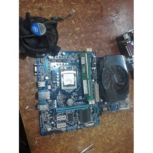 combo h61 cpu g2030 ram 4gb _1600 vga 630 2gb _ ddr3
