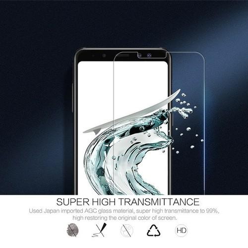 Kính cường lực Galaxy A8 Plus 2018 bảo vệ màn hình