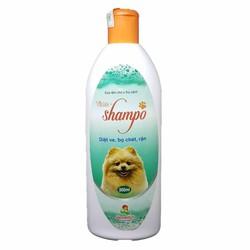 Sữa Tắm Đặc Trị Ve Rận Bọ Chét Cho Chó Mèo Và Thú Cảnh Vime Shampo
