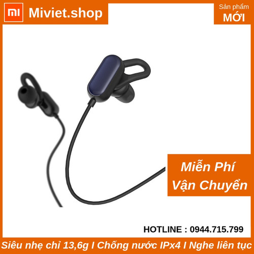 Tai Nghe Bluetooth Xiaomi Sport Gen 2 - 6217479 , 16344589 , 15_16344589 , 409000 , Tai-Nghe-Bluetooth-Xiaomi-Sport-Gen-2-15_16344589 , sendo.vn , Tai Nghe Bluetooth Xiaomi Sport Gen 2