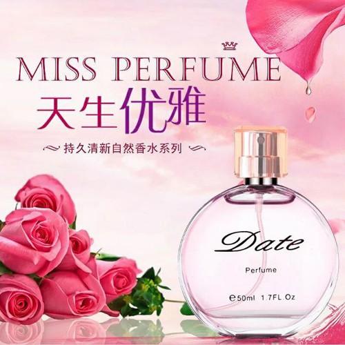 Nước hoa MISS PERFUME DATE Tình yêu ngọt ngào