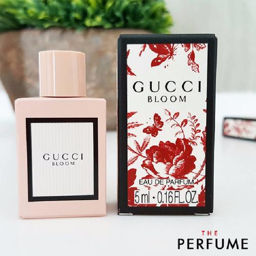 Nước hoa nữ Gucci Bloom 5ml EDP - 6223931 , 16348997 , 15_16348997 , 550000 , Nuoc-hoa-nu-Gucci-Bloom-5ml-EDP-15_16348997 , sendo.vn , Nước hoa nữ Gucci Bloom 5ml EDP