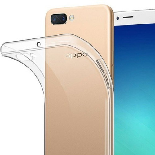 ốp lưng dẻo silicon trong suốt OPPO R11 plus