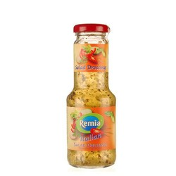 Sốt Salad Italian Salad Dressing Fine Herbs hiệu Remia Chai 250ml