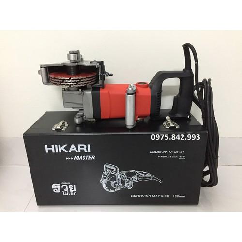 Chính hãng hikari-máy cắt rãnh tường 5 lưỡi kc05-156b-bh 12 tháng
