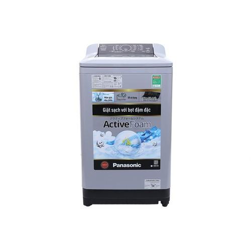 Máy giặt lồng đứng Panasonic NA-F90VS9DRV 9 KG - 6226303 , 16350445 , 15_16350445 , 4749000 , May-giat-long-dung-Panasonic-NA-F90VS9DRV-9-KG-15_16350445 , sendo.vn , Máy giặt lồng đứng Panasonic NA-F90VS9DRV 9 KG