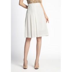 DeLeah - Chân Váy A Xếp Li Lệch - Thời trang thiết kế