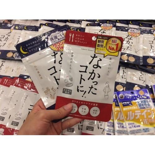 Enzym giảm cân Nhật Bản