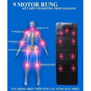Đệm massage trị liệu đau cơ và dây thần kinh - Đệm massage trị liệu thumbnail