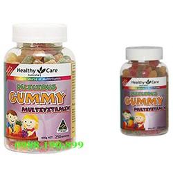 Healthy Care gummy- Kẹo dẻo bổ sung vitamin tổng hợp cho bé