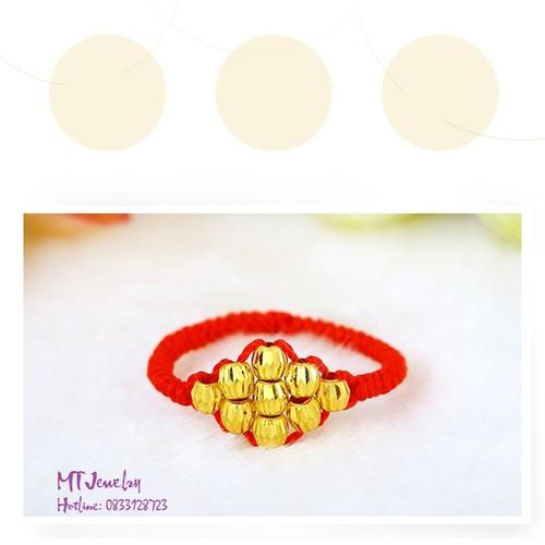 bi vàng nhỏ, khắc laze, vàng 24k
