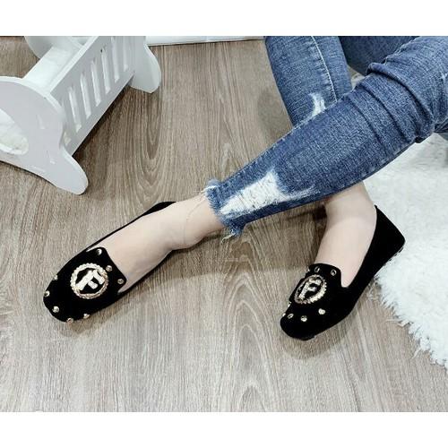Giày búp bê nữ phối khóa xinh - 6235316 , 16357953 , 15_16357953 , 245000 , Giay-bup-be-nu-phoi-khoa-xinh-15_16357953 , sendo.vn , Giày búp bê nữ phối khóa xinh