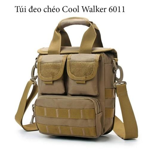 Túi đeo chéo chiến thuật Cool Walker mã 6011
