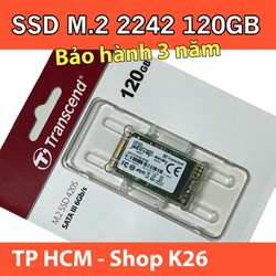 Ổ Cứng SSD M2 2242 SATA3 120GB 240GB Transcend MTS420S - Transcend MTS420S