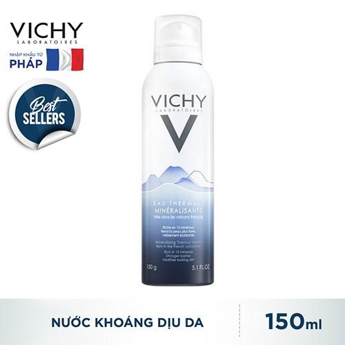 Xịt Khoáng Dưỡng Da Vichy Mineralizing Thermal Water 150ml