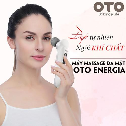 Máy massage mặt chống lão hóa nóng lạnh OTO Energia EG-700 màu bạc - 7537521 , 16073199 , 15_16073199 , 5560000 , May-massage-mat-chong-lao-hoa-nong-lanh-OTO-Energia-EG-700-mau-bac-15_16073199 , sendo.vn , Máy massage mặt chống lão hóa nóng lạnh OTO Energia EG-700 màu bạc