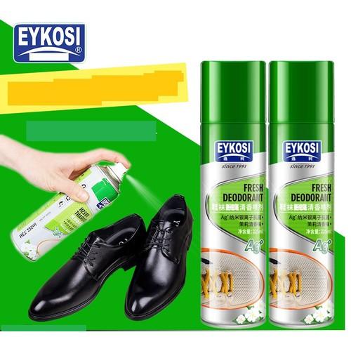 Chai Xịt Khử Mùi Giày EYKOSI Tiện Dụng - 11234668 , 16072229 , 15_16072229 , 79000 , Chai-Xit-Khu-Mui-Giay-EYKOSI-Tien-Dung-15_16072229 , sendo.vn , Chai Xịt Khử Mùi Giày EYKOSI Tiện Dụng