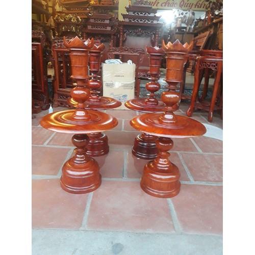 cặp chân đèn cao 50 cm gỗ hương - 11234012 , 16070417 , 15_16070417 , 1400000 , cap-chan-den-cao-50-cm-go-huong-15_16070417 , sendo.vn , cặp chân đèn cao 50 cm gỗ hương