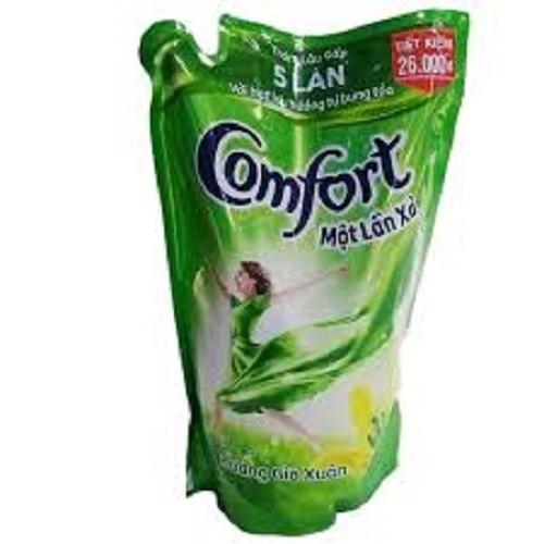 Nước xả vải Comfort một lần xả hương gió xuân 800ml Gói - 6258569 , 16375511 , 15_16375511 , 51700 , Nuoc-xa-vai-Comfort-mot-lan-xa-huong-gio-xuan-800ml-Goi-15_16375511 , sendo.vn , Nước xả vải Comfort một lần xả hương gió xuân 800ml Gói