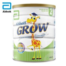 Sữa bột Abbott Grow 2 G-Power 900g - GRO016378