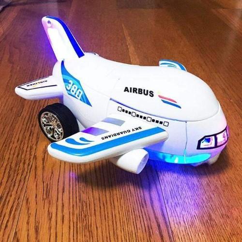 máy bay biến hình thành robot