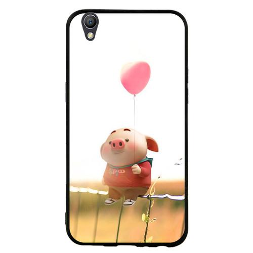 Ốp Lưng Viền TPU cho điện thoại Oppo Neo 9   Pig 19   giá tốt