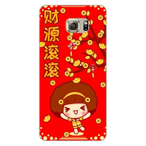Ốp lưng dẻo cho điện thoại Samsung Galaxy Note 5 Mộc Mộc 02   chất lượng