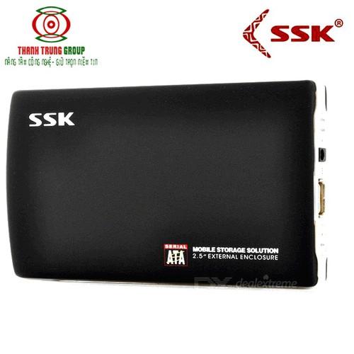 Hộp ổ cứng Box HDD SSK SHE-V300 2.5 USB 3.0
