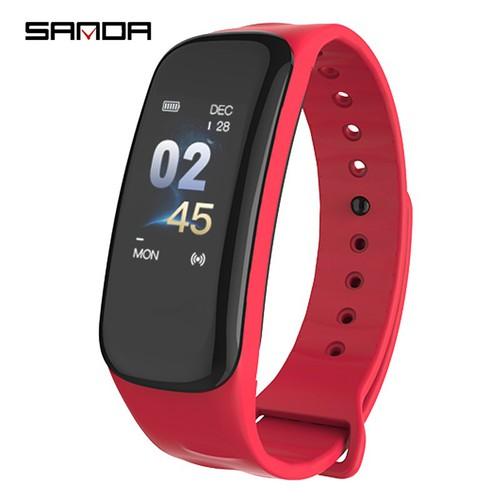 Vòng tay thông minh SANDA C1 theo dõi sức khỏe thể thao giấc ngủ nhịp tim smart band wearfit - 6247059 , 16366515 , 15_16366515 , 625000 , Vong-tay-thong-minh-SANDA-C1-theo-doi-suc-khoe-the-thao-giac-ngu-nhip-tim-smart-band-wearfit-15_16366515 , sendo.vn , Vòng tay thông minh SANDA C1 theo dõi sức khỏe thể thao giấc ngủ nhịp tim smart band wea