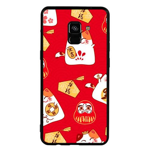 Ốp Lưng Viền TPU cho điện thoại Samsung Galaxy A8 2018   Mèo May Mắn 05   hàng chất lượng cao - 11322147 , 16382341 , 15_16382341 , 79000 , Op-Lung-Vien-TPU-cho-dien-thoai-Samsung-Galaxy-A8-2018-Meo-May-Man-05-hang-chat-luong-cao-15_16382341 , sendo.vn , Ốp Lưng Viền TPU cho điện thoại Samsung Galaxy A8 2018   Mèo May Mắn 05   hàng chất lượng c