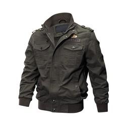 Áo khoác lính- áo khoác nam Army